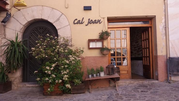 Cal Joan Plaça Major, 4, 08779 La Llacuna, Barcelona