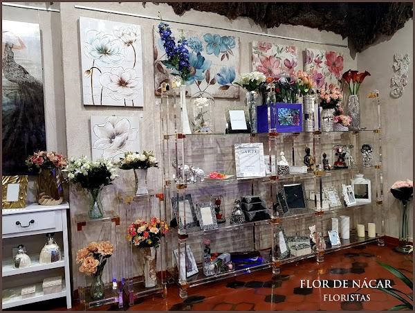 Flor de Nácar Floristas