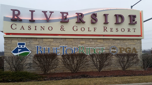 Casino «Riverside Casino & Golf Resort®», reviews and photos, 3184 IA-22, Riverside, IA 52327, USA