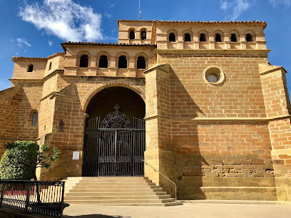 Colegiata de Santa María de Abiego