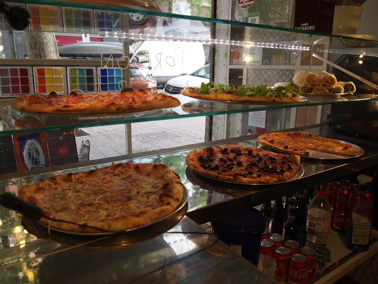 Pizza La Strada Carrer de Vila i Vilà, 48, 08004 Barcelona
