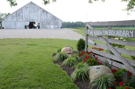 Wedding Venue «The Barn on Boundary», reviews and photos, 19601 N Boundary Rd, Eaton, IN 47338, USA