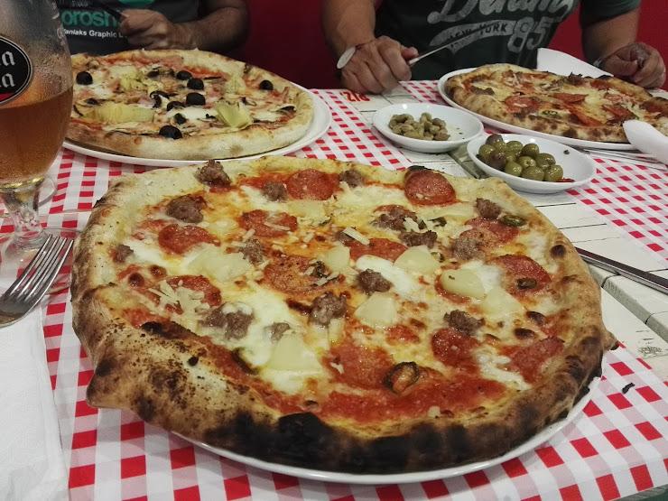 Pizze&Delizie Rambla de la Marina, 54, 08907 L'Hospitalet de Llobregat, Barcelona