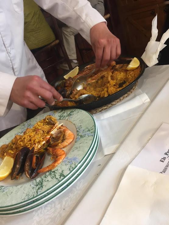 Restaurant Els Porxos C/ Mallorca, 410, 08013 Barcelona