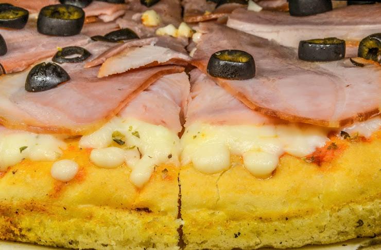 La Pizza Del Born Passeig del Born, 22, 08003 Barcelona