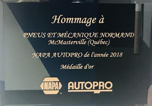 Auto Repair NAPA AUTOPRO - Pneus Et Mécanique Normand - ICI PNEU in Chemin Yvon-L'Heureux () | AutoDir