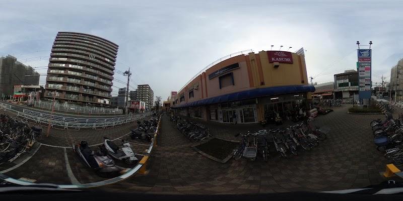 カスミ フードスクエア三郷駅前店