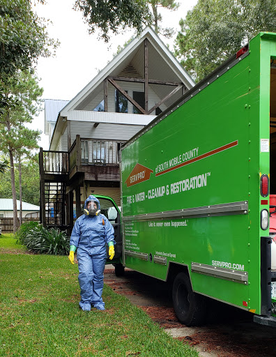 SERVPRO of Mobile County in Mobile, Alabama