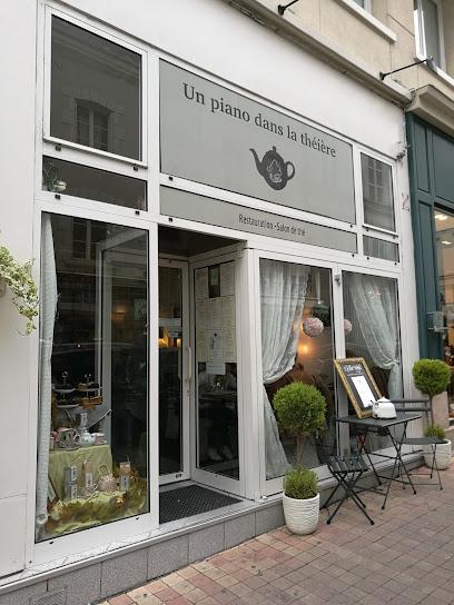 photo du restaurant Un Piano dans la theière
