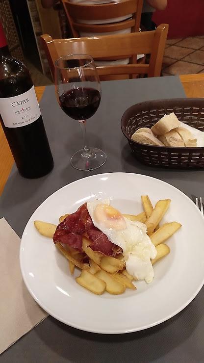 Restaurante La Llamarada Carrer de Cuba, 2, 08800 Vilanova i la Geltrú, Barcelona