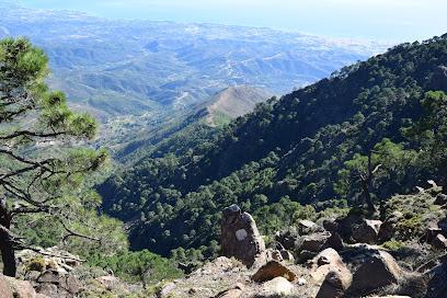 Natural Park Los Reales de Sierra Bermeja