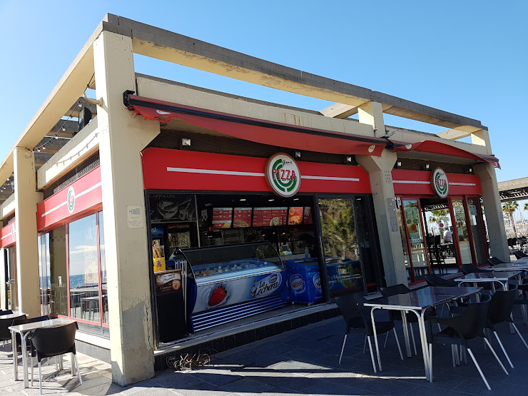 Genis Pizza Moll de Gregal, 1, 08005 Barcelona