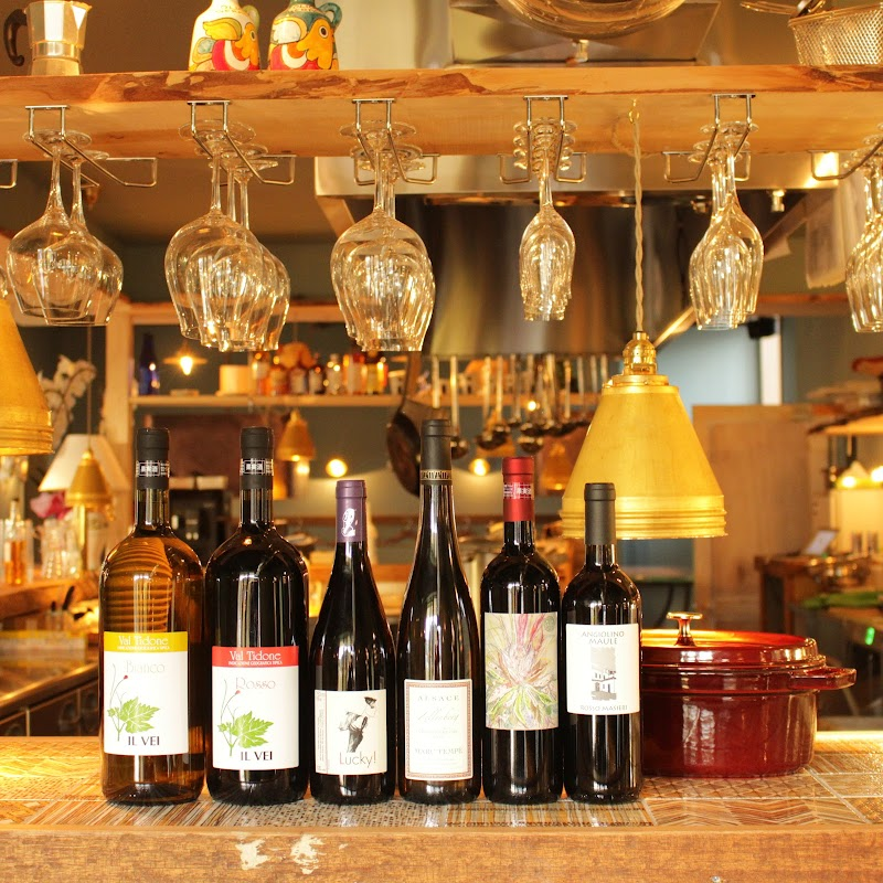 IRORI〜炭火焼きと自然派ワイン〜