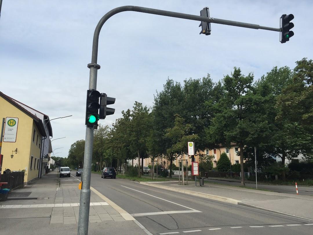 Dachau, Liegsalzstraße