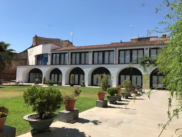 Albergue municipal de Olivenza