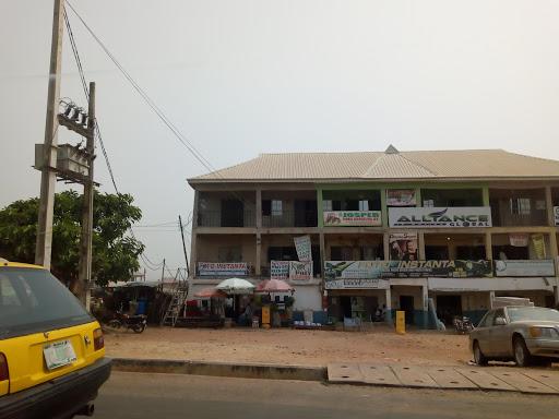 Shopping centres in Kogi