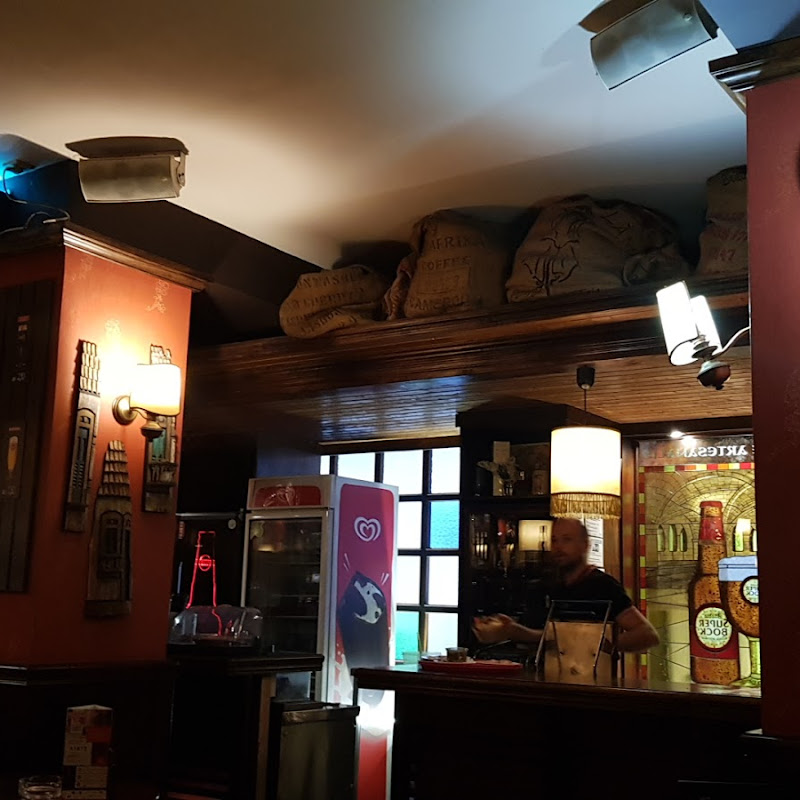 Taberna Inglesa Steak House.Bar