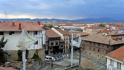 Plaza de la Burullería