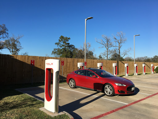 Tesla Supercharger Channelview, 16311 East Fwy, Channelview, TX 77530, Electric Vehicle Charging Station
