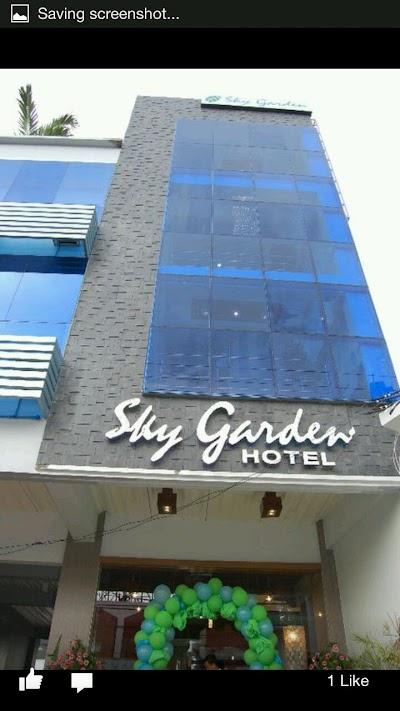 Sky Garden Hotel .