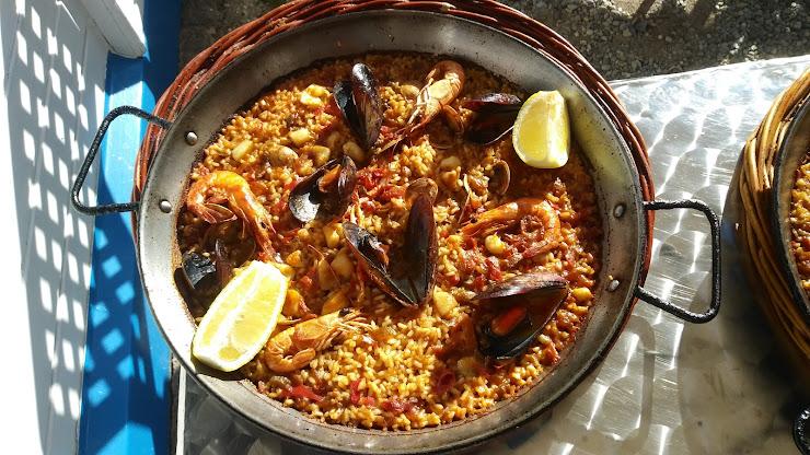Restaurant El Pescador Passeig del Carme, 45, 08800 Vilanova i la Geltrú, Barcelona