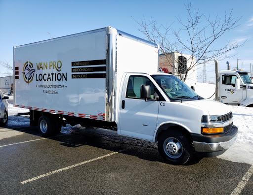 Car Rental Van Pro Location — Location de camions, voitures et camionettes in Repentigny (Quebec)   AutoDir