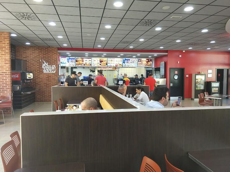 Burger King Av. del Carrilet, 359, 08907 L'Hospitalet de Llobregat, Barcelona