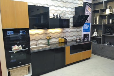 Kutchina Modular Kitchen HomelandHaldia