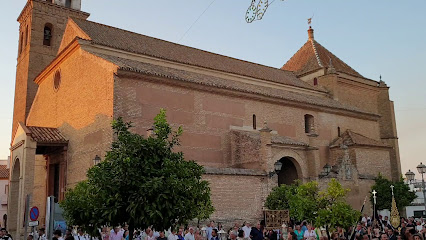 Parroquia Santa Maria De La Oliva De Salteras