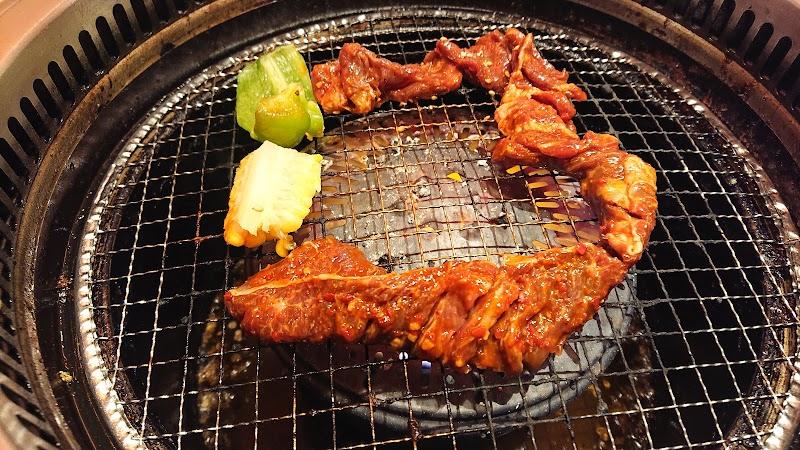 キング 福山 焼肉