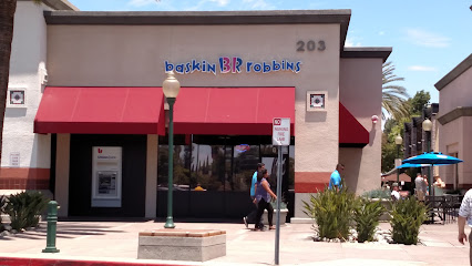 Ice cream shop Baskin-Robbins