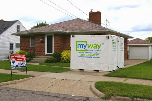 Moving and Storage Service «MyWay Mobile Storage of Salt Lake City», reviews and photos, 1232 Gladiola St, Salt Lake City, UT 84104, USA