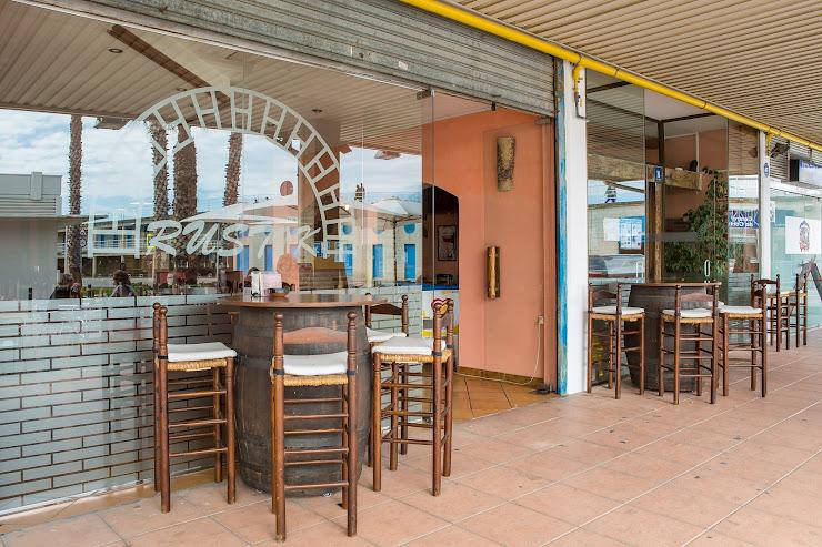RUSTIK BAR RESTAURANT Port de, Passeig Marítim, Local 50, 08302 Mataró, Barcelona