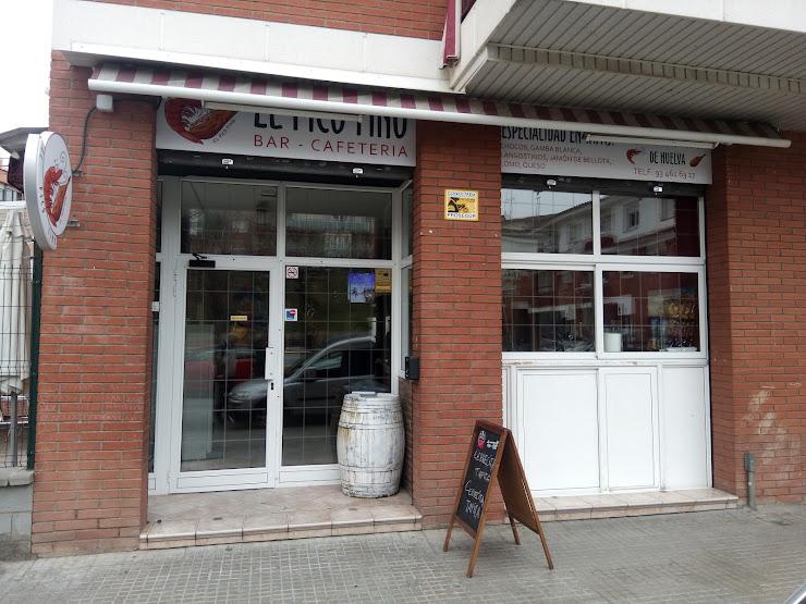 Bar El Pico Fino Carrer de Puig i Cadafalch, 5, 08130 Santa Perpètua de Mogoda, Barcelona