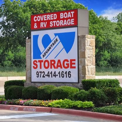 Self-Storage Facility «Advantage Storage - Sachse», reviews and photos, 5280 TX-78, Sachse, TX 75048, USA