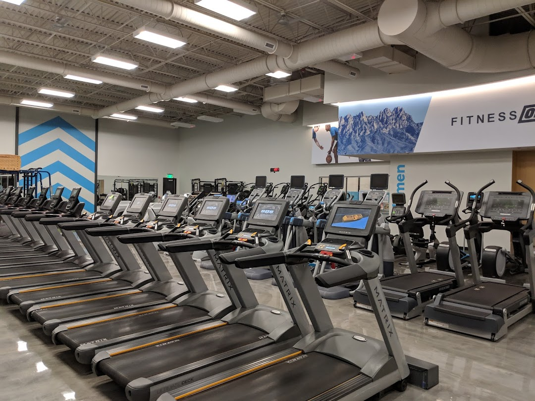 Fitness One In The City Las Cruces