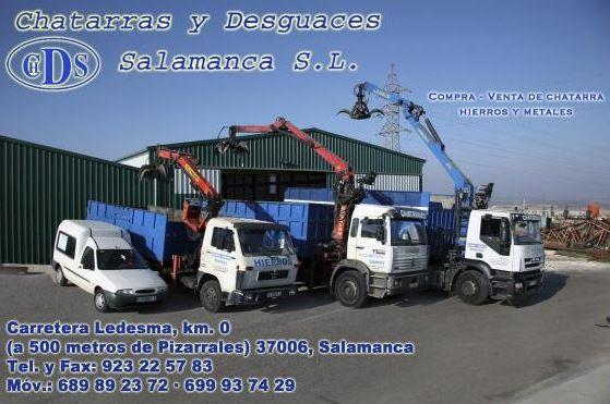 Chatarras Salamanca