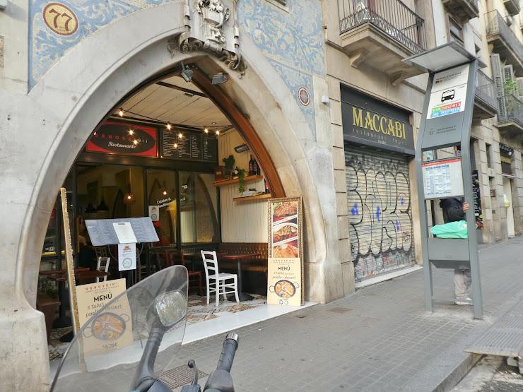 Genove 1911 La Rambla, 77, 08002 Barcelona