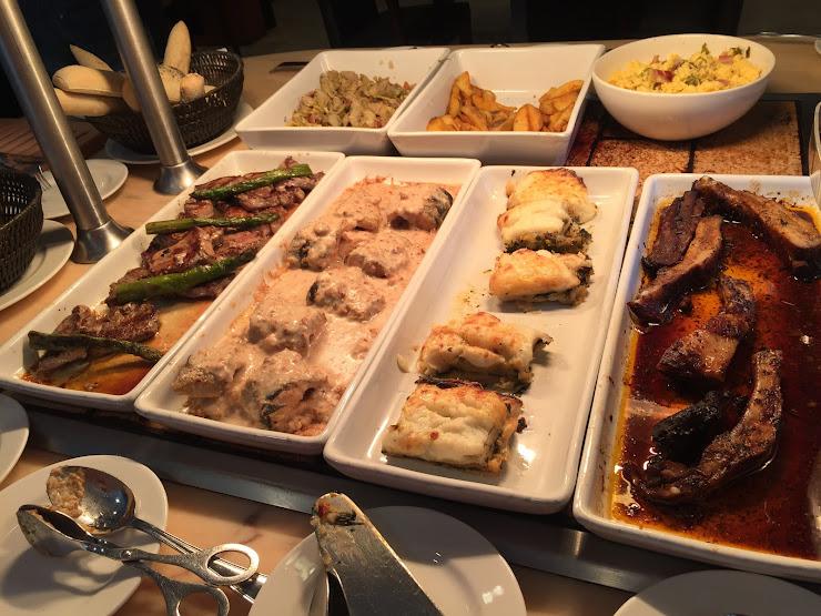 Sibarius Restaurant Av. de Francesc Macià, 62, 08208 Sabadell, Barcelona
