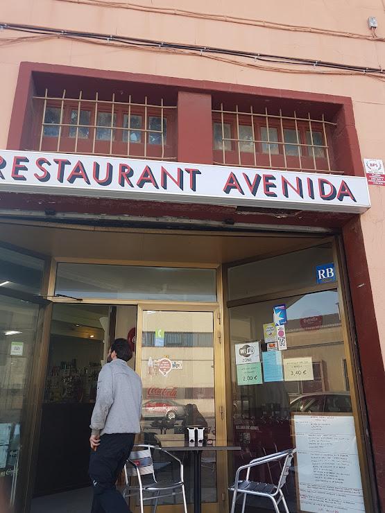 Restaurante Avenida Carrer de Pereda, 27, 08930 Sant Adrià de Besòs, Barcelona
