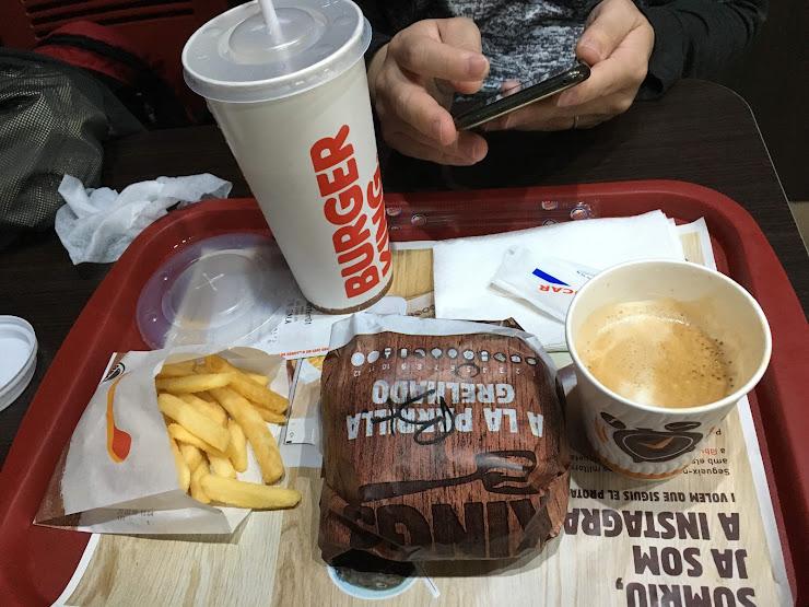 Burger King Carrer d'Aragó, 259, 08007 Barcelona