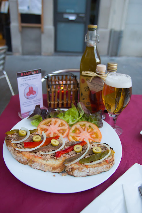Restaurante Ramplax Carrer d'Enric Granados, 75, 08008 Barcelona