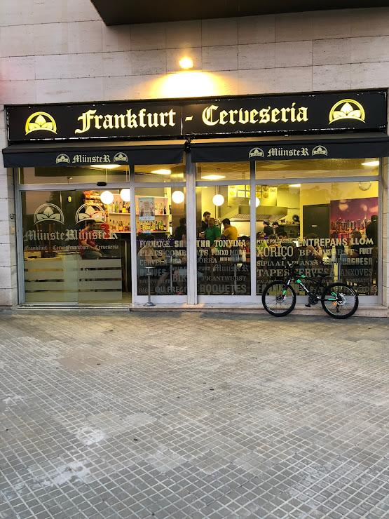 Frankfurt Munster 2 Rambla de la Girada, 105, 08720 Vilafranca del Penedès, Barcelona