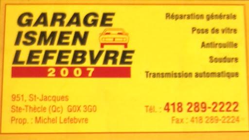 Oil Change Garage Ismen Lefebvre 2007 et Fils in Sainte-Thècle (QC) | AutoDir
