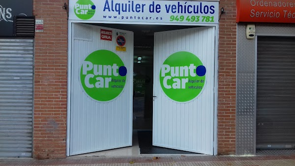 Punto Car Alquiler de Vehículos S.L