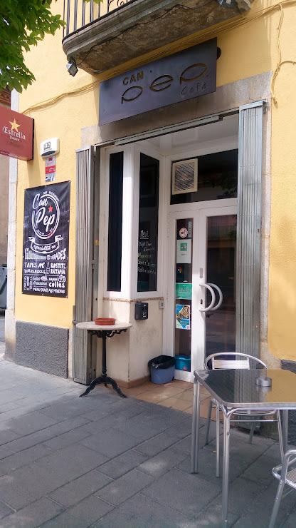 Can Pep cafe Carrer Major, 298, 17190 Salt, Girona