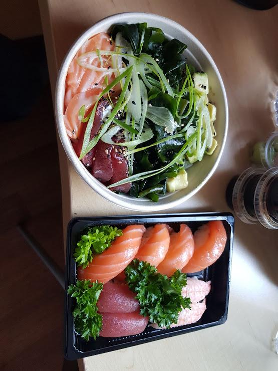 Neko Sushi Take-away & Delivery Carrer de Pujades, 121, 08005 Barcelona