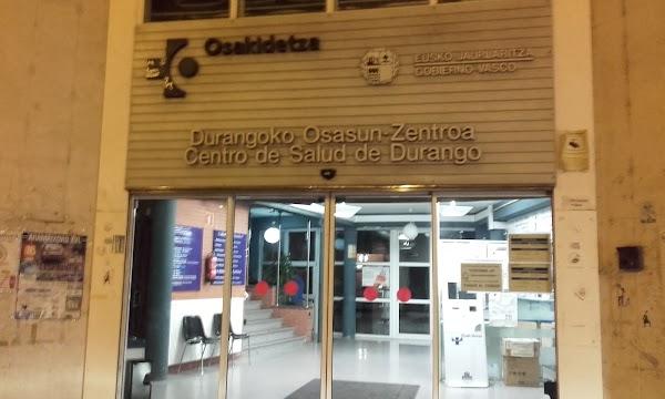 Centro de Salud Landako