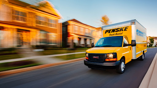 Truck Rental Agency «Penske Truck Rental», reviews and photos