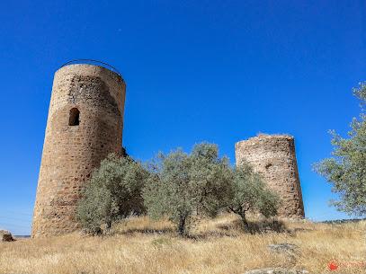 Castillo de Medina de las Torres